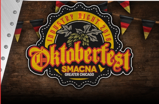 Oktoberfest SMACNA Industry Night Logo