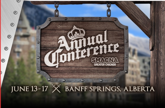 Annual Conference in Banff Springs, Alberta