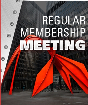 Regular Membership Meeting